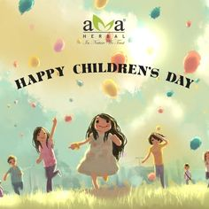AMA wishes all our little ones a very Happy Children's Day! Children are the keys for future development of our country and we hope for the best successful implementation of their rights and education to enable them for future leadership in new technological way. #AMA  www.amagerbal.com