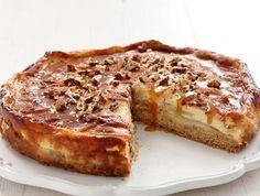 מתכון: עוגת תפוחים אפויה - תום פרנץ