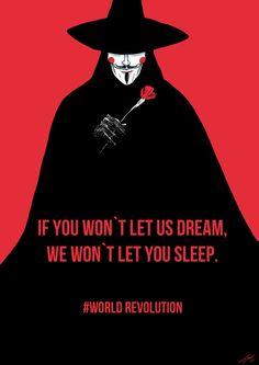 great quotes | black red revolution guy fawkes v for vendetta anarchism 4961x7016 ...