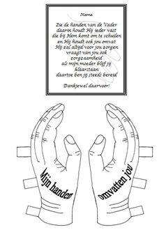 geloven is leuk - Mijn handen omvatten jou