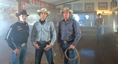Tuf, Clif, and Clint Cooper, MY ROPERS!!! <3