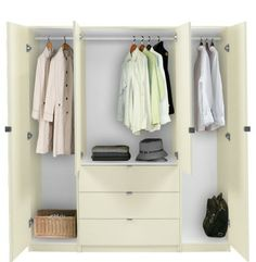 Alta Armoire Plus Closet Package