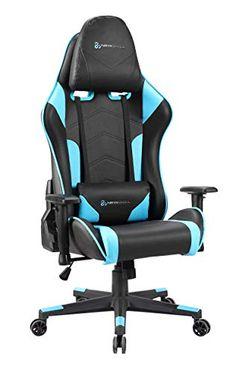 Sillas gaming ¿cuál es mejor comprar? Consejos y recomendaciones Gaming Chair, Color Azul, Ebay, Design, 2d, Furniture, Tablets, Home Decor, Solar