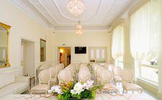Sala meeting e congressi dell'Hotel De Paris Sanremo.  http://www.hoteldeparissanremo.it