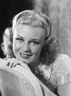 The Ginger Rogers Picture Gallery - - Page 1 -