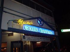 2004年08月 : あさね・あさざけ・あさBLOG  The Greek restaurant near Cairns