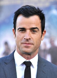 Justin Theroux....Jennifer Aniston is one lucky lady