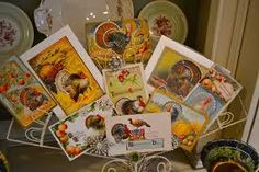 decorating with vintage postcards - Google Search