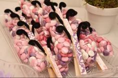 butterfly favours