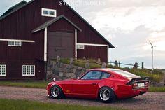 Swedish Shakotan: Erik Jonasson's Datsun 240Z | Flickr - Photo Sharing!