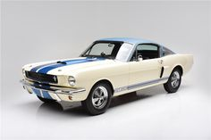 Available* at Scottsdale 2018 - Lot #1406 1966 SHELBY GT350 PROTOTYPE #001