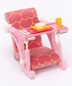 Another great find on #zulily! Red Let's Hang Clip-On Chair Set #zulilyfinds