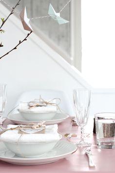 Table setting: Valentine´s day! | Stylizimo Blog