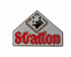 """Stratton Mountain Resort VERMONT vintage enamel pin lapel ski snowboard snow by VintageTrafficUSA  14.00 USD  A vintage Stratton pin. Excellent condition. Measures: approx 1"""" Add inspiration to your handbag tie jacket backpack hat or wall. Have some individuality = some flair! 20 years old hard to find vintage high-quality cloisonne lapel/pin. Beautiful die struck metal pin with colored glass enamel filling. -------------------------------------------- SECOND ITEM SHIPS FREE IN USA!!! LOW…"""