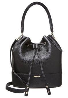 Tassen DKNY TRIBECA - Handtas - black Zwart: 279,95 € Bij Zalando (op 22/10/15). Gratis verzending & retournering, geen minimum bestelwaarde en 100 dagen retourrecht!