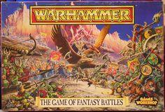 Warhammer : The game of Fantasy Battles