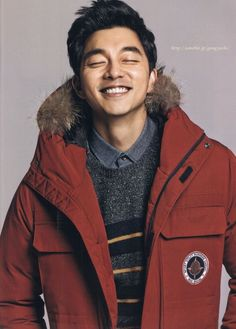 ❤❤  공유 Gong Yoo ♡♡  Life was its usual and then there's Yoo..