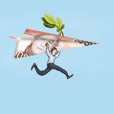 Esta es tu oportunidad de crear una nueva economía... y obtener ganancias en el proceso.
