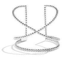 Nexus Cuff in Silver
