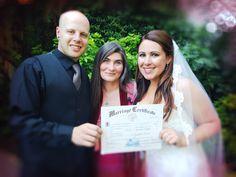 David and Brianna tied the knot at Edgefield McMenamins