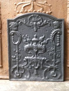 Bronze Medallion Tile Wall Plaque Walls Kitchens And