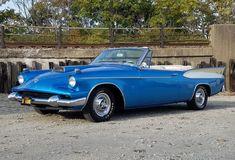 1958 Packard Hawk Convertible