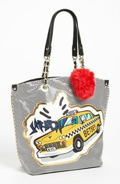 Betsey Johnson 'Super Betsey' Tote available at #Nordstrom