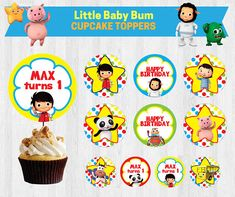 Wheels on the Bus/ Little Baby Bum Happy Birthday Party