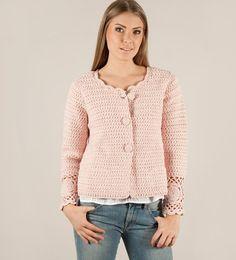 Odd Molly Crochet Ming Jacket, tröjor & cardigans