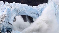 Ruptura: El glaciar Perito Moreno se rompe en pleno día y ante 2.000 personas | Internacional | EL PAÍS
