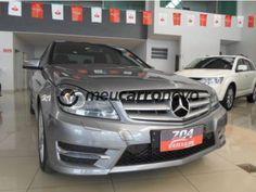 Mercedes-benz C 250 Cgi Sport 1.8 Tb 4p 2014 - Meu Carro Novo