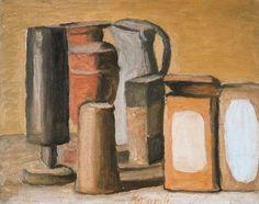 Giorgio Morandi:  Still Life (1949)