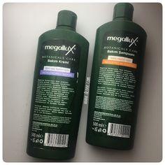 Megallux Botanicals Care Şampuan ve Saç Kremi