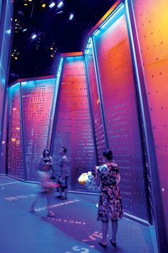 Canadian Pavilion - Shanghai World Expo 2010 by Josiane Marquis, via Behance