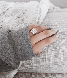 Jess Bauer engagement ring