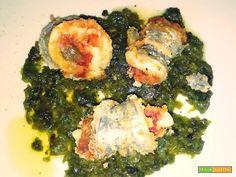 Involtini di spatola al microonde  #ricette #food #recipes