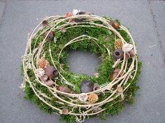 Advent, Gerbera, Grapevine Wreath, Grape Vines, Christmas Decorations, Wreaths, Inspiration, Home Decor, Art Floral