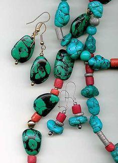 Polymer Clay Beads by Carol Blackburn