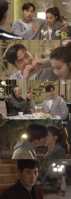 'Goodbye Mr. Black' Lee Jin-wook proposed to Yoo In-yeong. On the first episode on March 16th of MBC's new Wednesday & Thursday drama, 'Goodbye Mr. Black', Cha Ji-won (Lee Jin-wook) announced in front of his family that he's going to marry Yoon Ma-ri (Yoo In-yeong).