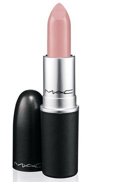 MAC Lipstick Pretty Please. I love MAC lipsticks, the formula is really creamy and easy to apply. Pretty Please is definitely my favourite shade. I don't like to wear a lot of colour on my lips and this shade is perfect. It's a nude shade but has a hint of pink perfect for day or night