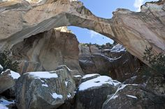 La Ventana Arch, El Malpais National Conservation Area - just an hour and a half outside of ABQ.