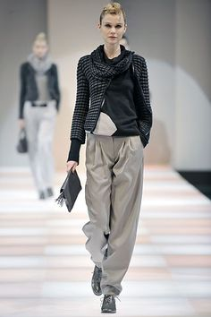 Emporio Armani Fall 2008 Ready-to-Wear - Collection - Gallery - Style.com