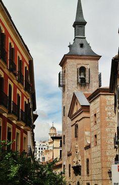 Madrid. Iglesia de San Gines