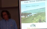 WineCompass: Ernst Loosen Comes To Town to Discuss Dry Riesling...
