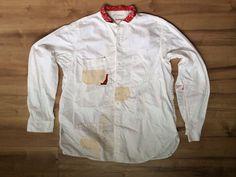 White Boro Kapital Shirt by KiShoTen on Etsy, ¥25000