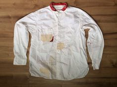 White Boro Kapital Shirt by KiShoTen on Etsy, ¥25000