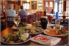 My favorite place to eat in Ireland..wanna go back!!! --Aherne's Townhouse, Youghal, County Cork, Ireland