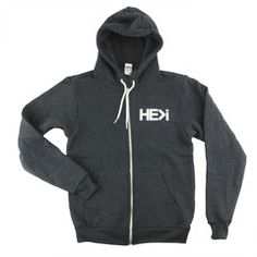 Size: Small  http://hegreaterthani.com/products/unisex-logo-hoodie-dark-heather-grey