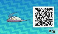 Pokemon Sun / Moon QR Codes - Imgur