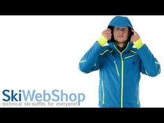 Icepeak, Nicolas ski jas heren, oranje • SkiWebShop